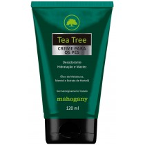 Creme para os pés TEA TREE 120ML