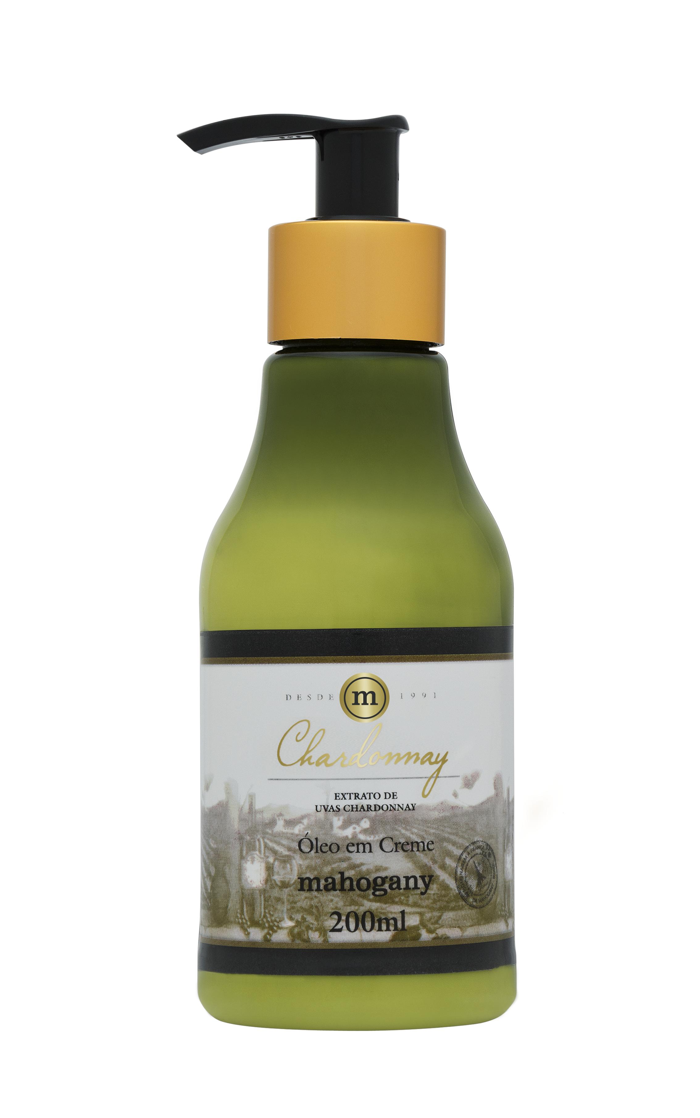 Óleo em Creme Chardonnay 200ml