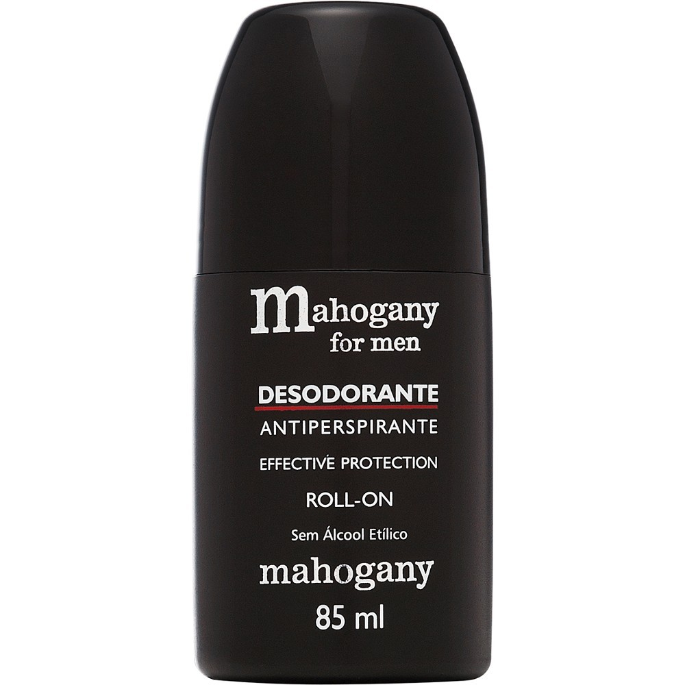 Desodorante roll-on Mahogany For Men 85ml