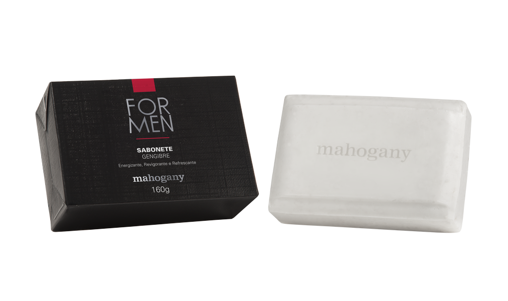 Sabonete Mahogany For Men 160G
