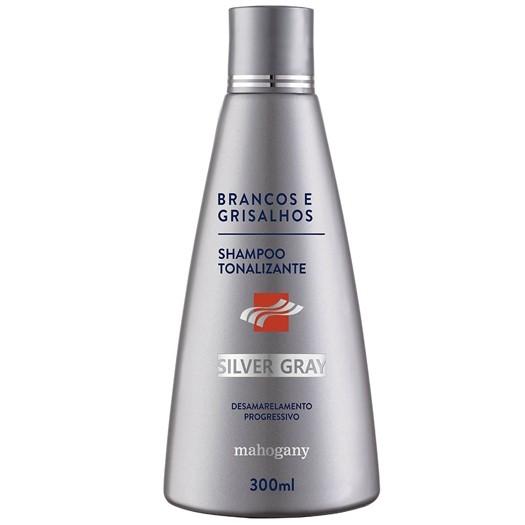 SILVER GRAY SHAMPOO 300ML