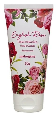 Creme para as Mãos English Rose 60g