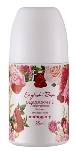 Desodorante Roll-On English Rose 85ml