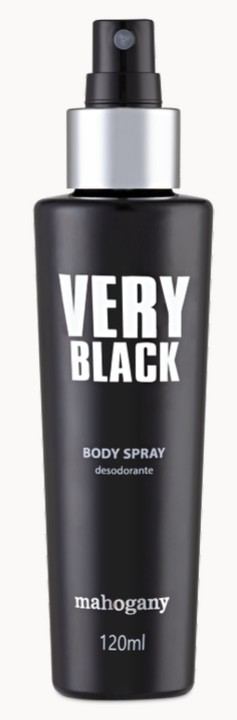 Desodorante Spray Very Black 200ml