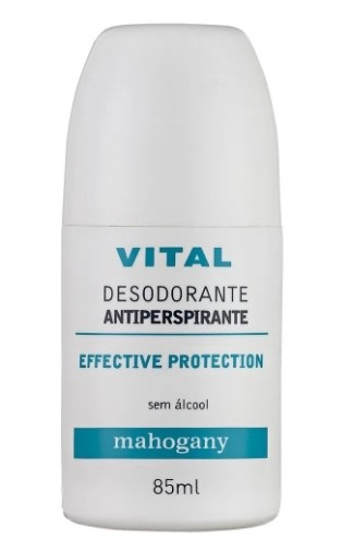 DESODORANTE ROLL ON EFFECTIVE PROCTECTION VITAL 85ML