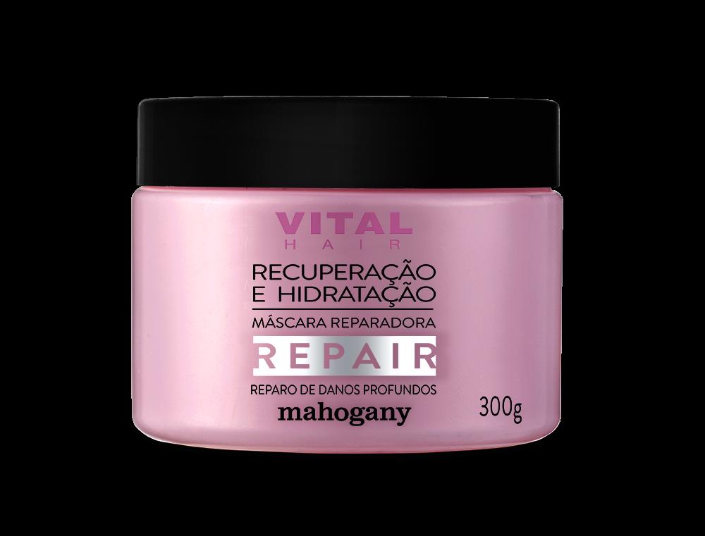 MASCARA REPAIR RECUPERAÇÃO E HIDRATAÇÃO 300G