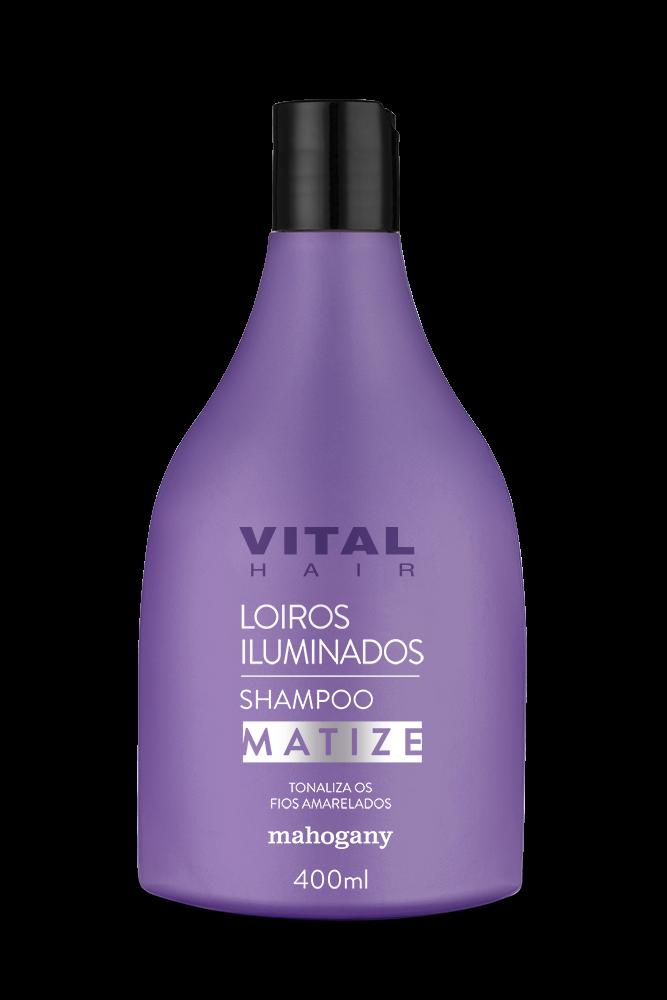 SHAMPOO MATIZE LOIROS E ILUMINADOS 400ML