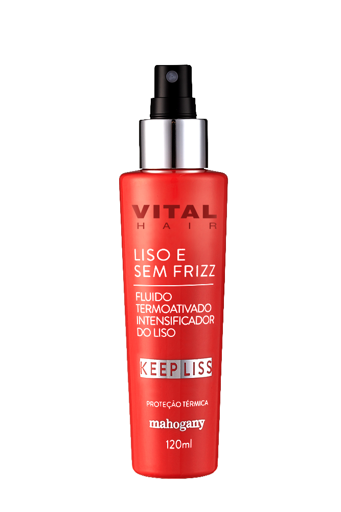 FLÚIDO INTENSIFIICADOR DO LISO KEEP LISS 120ML
