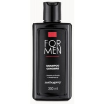 Shampoo Gengibre Mahogany For Men 300ml