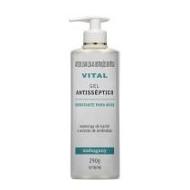 Gel Antisséptico Hidratante VITAL MAHOGANY 290G