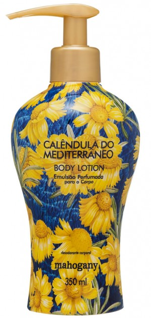 Hidratante Calêndula do Mediterrâneo 350ml