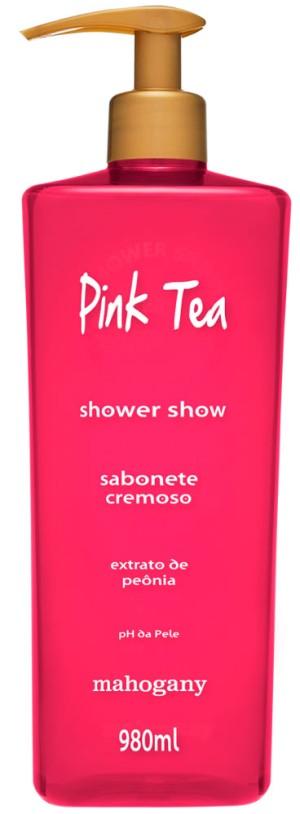 Sabonete líquido PINK TEA 980 ml